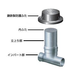 硬質塩化ビニル製小型マンホール
